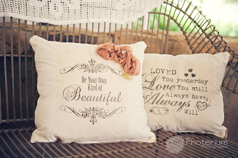 Pam's pillows